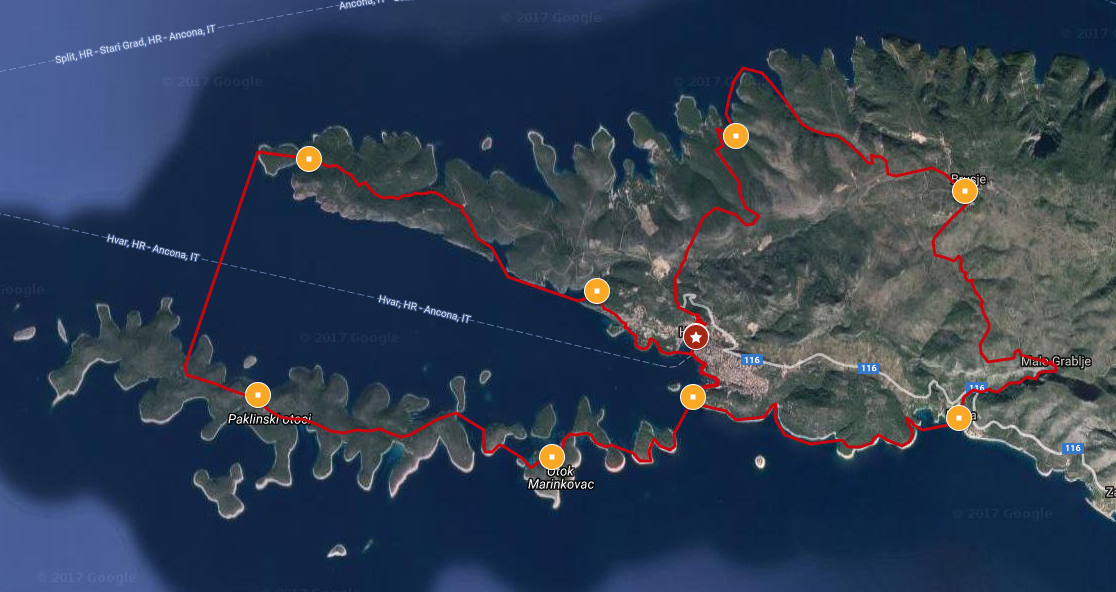 carte swimrun hvar